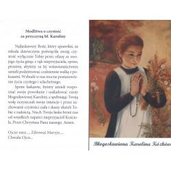 Obrazek - bł. Karolina Kózkówna