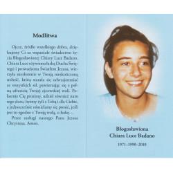 Bł. Chiara Luce Badano